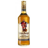 Captain Morgan Spiced Gold 700 ml