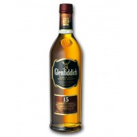 Glenfiddich 15 Year Old Scotch Whisky Malts