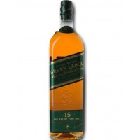 Johnnie Walker Green Label 15 Year Old Malts