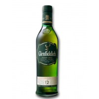 Glenfiddich 12 Year Old Scotch Whisky Malts