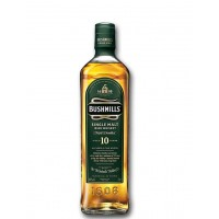 Bushmills 10 Year Old Irish Whiskey Malts