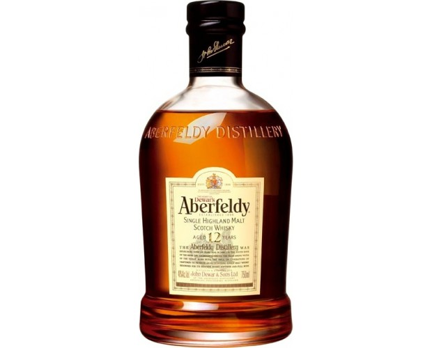 Aberfeldy 12 Year Old Ουίσκι Malts